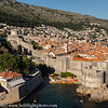 Dubrovnik View from Fort Lovrijenac
