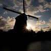 Holland Rural Windmill