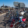 Amsterdam Bicycle Parking Lot
