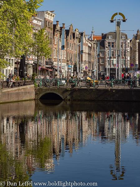 Amsterdam Canal Springtim