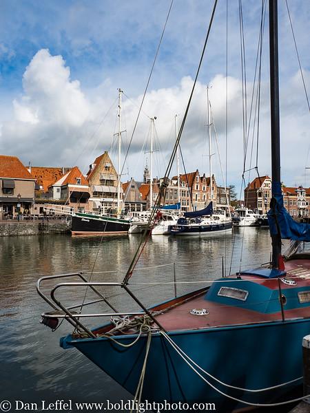 Hoorn Village Harbor Holland