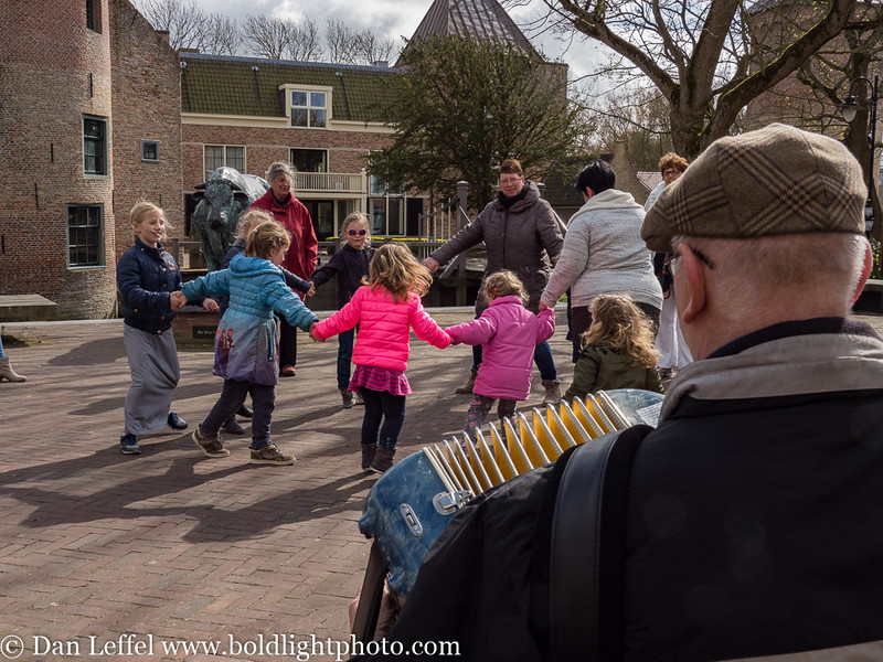 Noord Holland Rural Fold Dance Practice