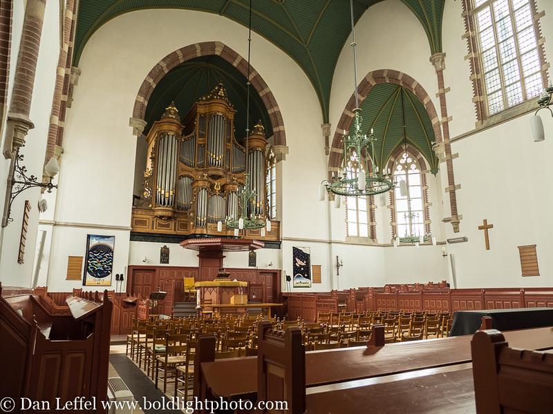 Noord Holland Rural Church