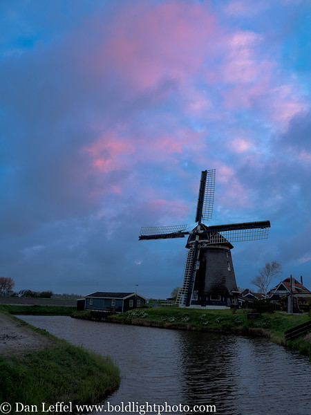 Holland Rural Windmill