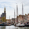 Hoorn Village Harbor Holland