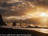 Iceland Dyrholaey Peninsula Sunrise