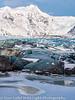 Iceland Skaftafellsjokull Glacier