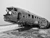 Iceland Airplane Wreckage