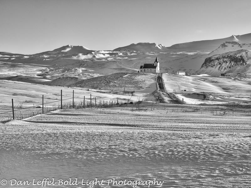 Iceland Ingjadsholl Church