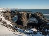 Iceland Basalt Beach