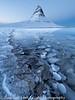 Iceland Kirkjufell Mountain