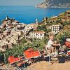 Italy Cinque Terre Wine  Harvest Poster