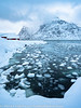 Lofoten Norway Winter