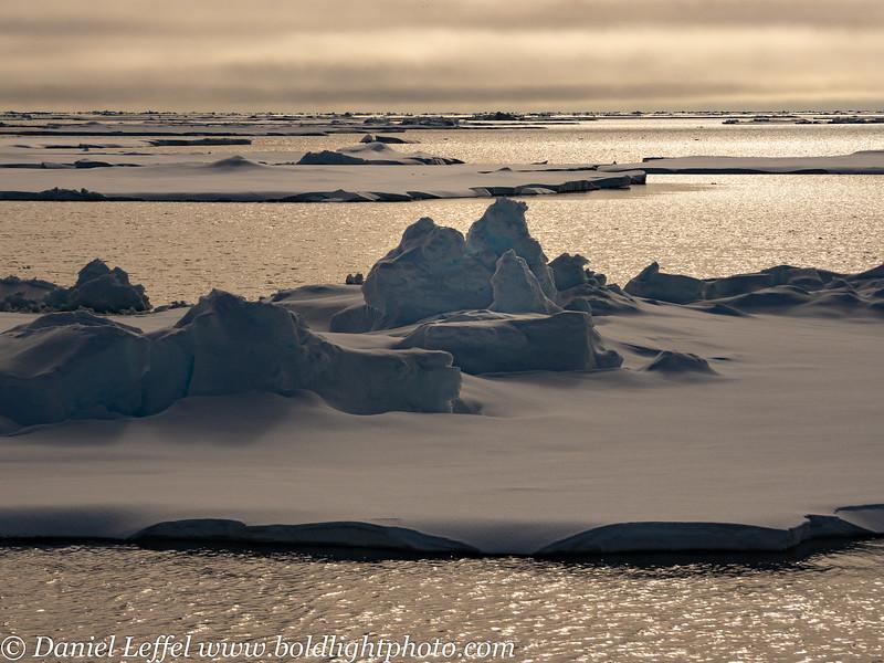 Svalbard Norway Sea Ice
