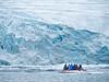 Svalbard Norway Glacier