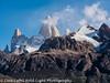 Patagonia Argentina Mt Fitz Roy Rare North Face