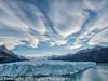 Glaciar Perito Moreno Lenticular Clouds