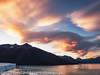 Glaciar Perito Moreno Lenticular Clouds Sunset