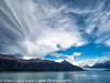 Clouds Over Glaciar Perito Moreno