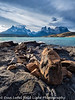 Patagonia Chile Torres  del Paine Rocks