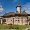 Painted Church Buchovina Romania