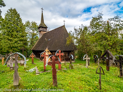 Church Maramures Romania