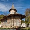 Voronet Painted Church Buchovina Romania