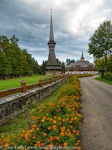 Convent of Peri Maramures Romania