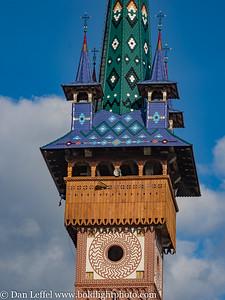 Merry Cemetary Maramures Romania