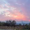 Transylvania Romania Sunset