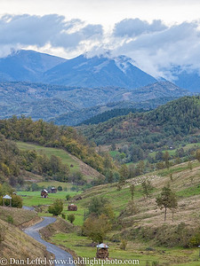 Carpathian Mountains Maramures Romania