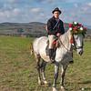 Transylvania Romania Festival Riders