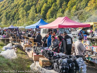 Market Maramures Romania