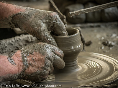 Pottery Maker Buchovina Romania