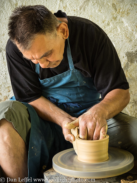 Slovenia Pottery Maker