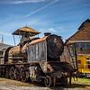 Slovenia Ljubljana Train Museum Locomotive