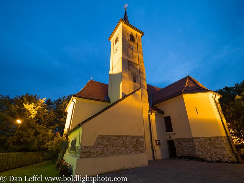 Slovenia Jeruzalem Wine Country