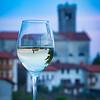 Slovenia Goriska Brda Wine Country Village of Smartno