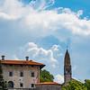 Slovenia Village of Stanjel Church