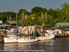 Darien Georgia Shrimp Boat Fleet