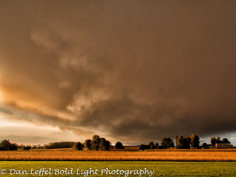Ohio Farmland Storm