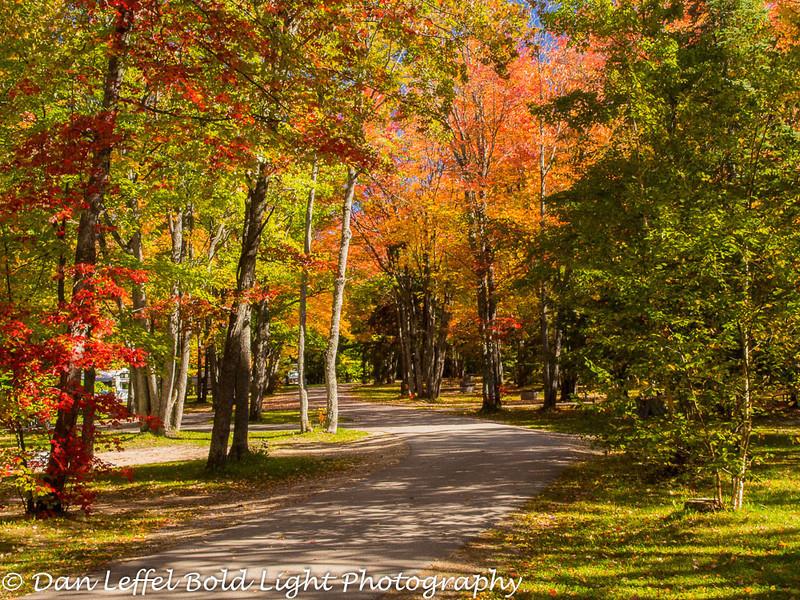 Tahquamenon Falls State Park Campground