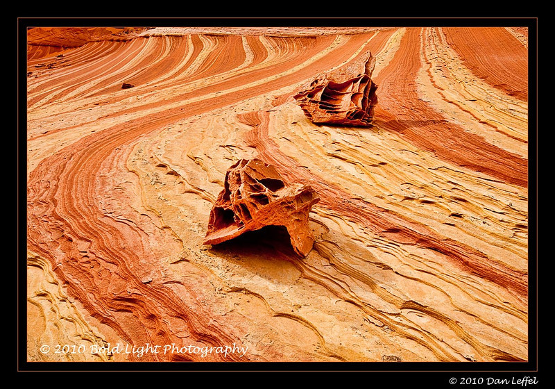 The Boneyard, North Coyote Buttes, near Page, AZ.