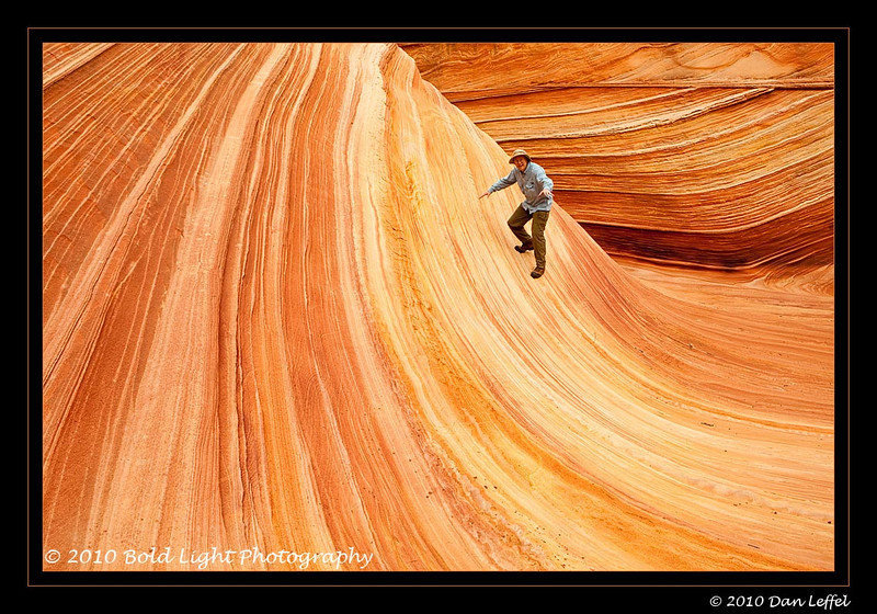 The Wave, North Coyote Buttes near Page, AZ