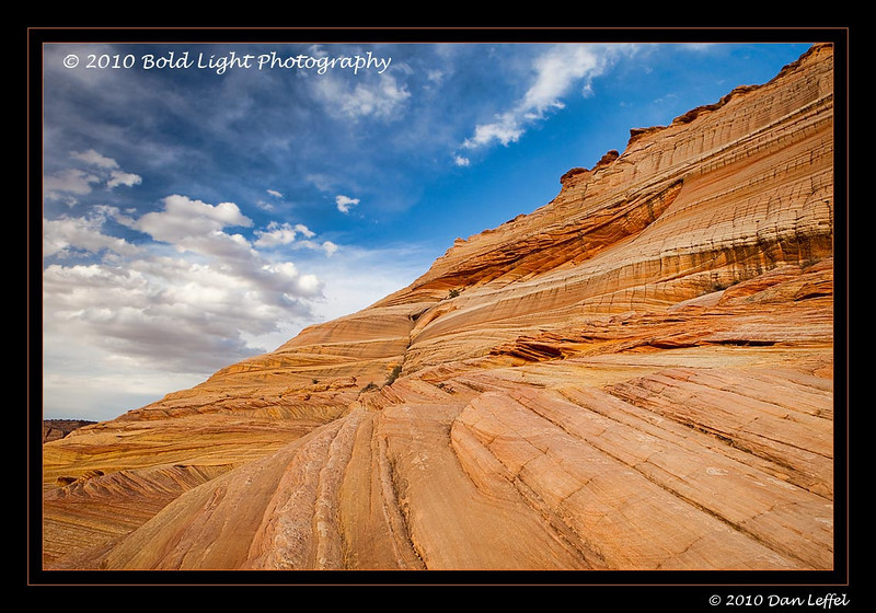South of the Second Wave, North Coyote Buttes, near Page, AZ