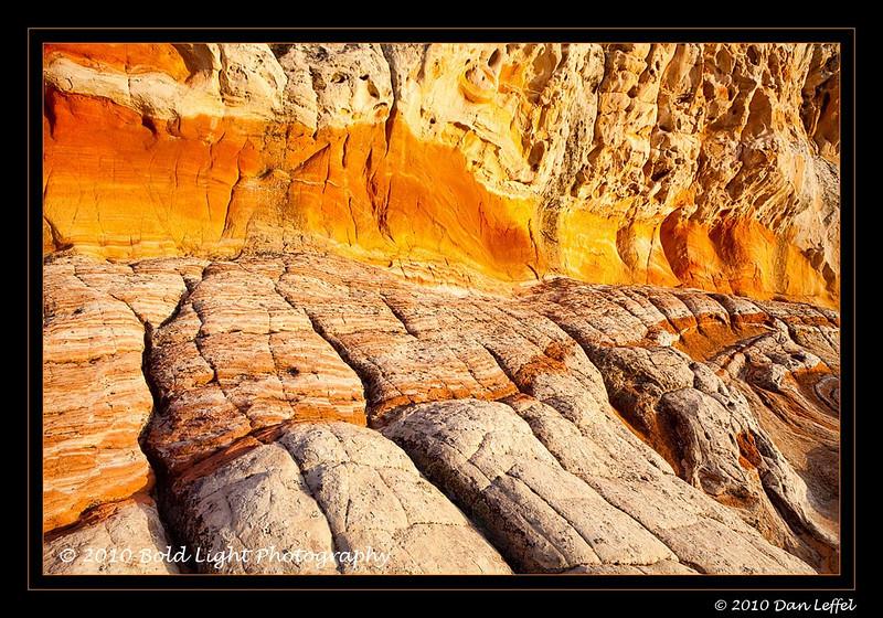 White Pockets, Vermilion Cliffs Wilderness Area, near Page, AZ