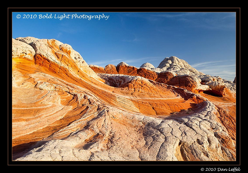 White Pockets, Vermilion Cliffs Wilderness Area, near Page, AZ
