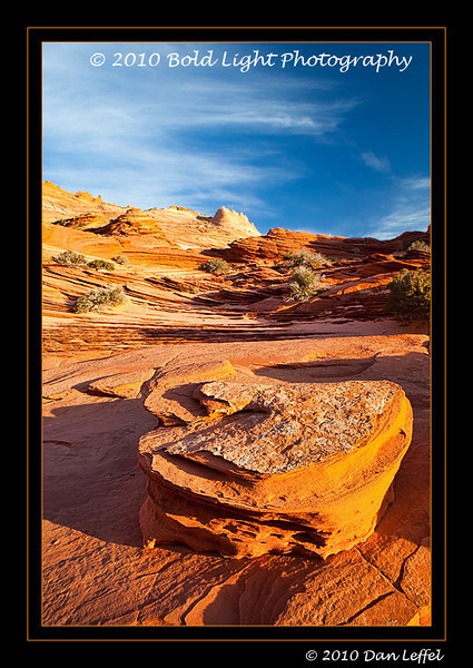 North Coyote Buttes, north of Page, AZ