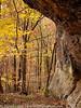 Pedestal Rocks Arkansas Fall Color