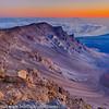 Maui Mt Haleakala Pre Dawn